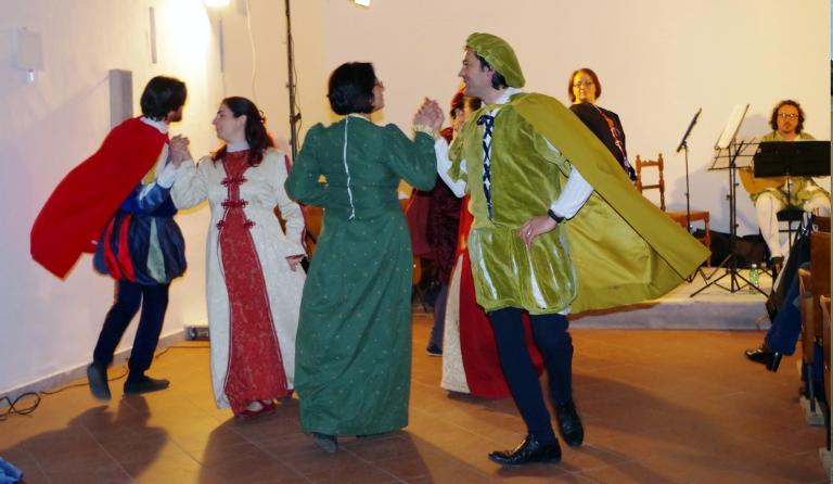 De arte saltandi – corso gratuito di danza antica