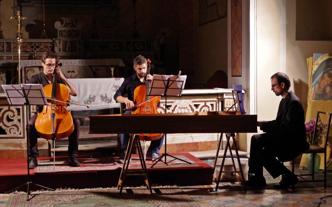 Concerto Violoncello nell'età dei Lumi tra Napoli e Madrid