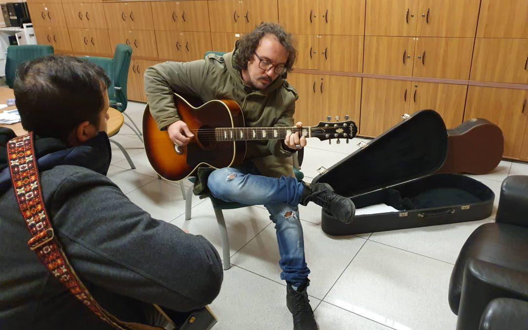 Corso gratuito di chitarra