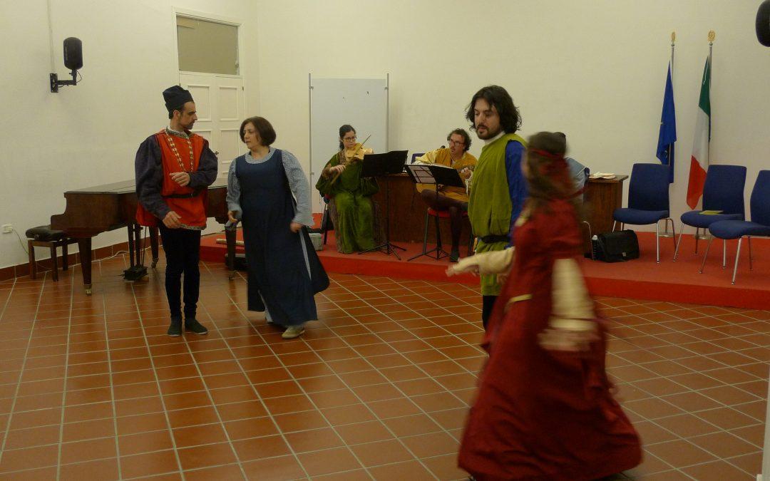 Corso gratuito di danza antica